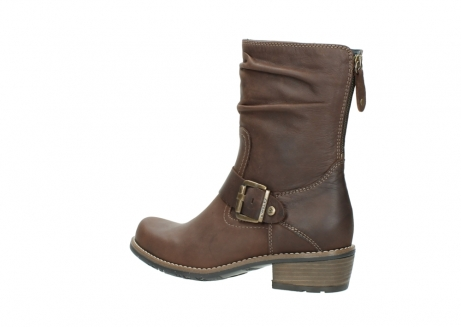 wolky mid calf boots 00572 lis 50302 brown leather_3