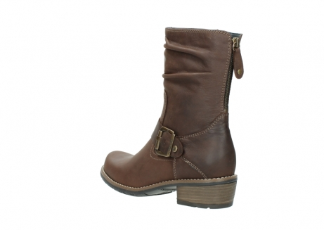 wolky mid calf boots 00572 lis 50302 brown leather_4