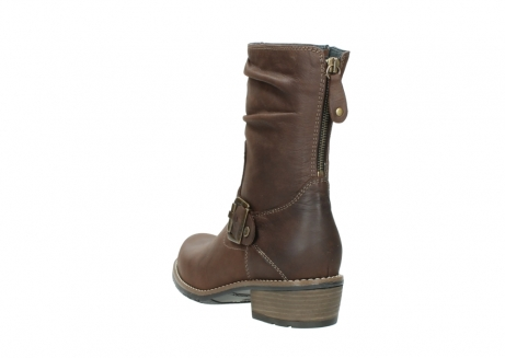 wolky mid calf boots 00572 lis 50302 brown leather_5