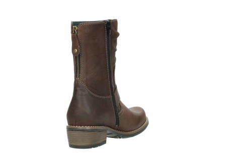 wolky mid calf boots 00572 lis 50302 brown leather_9