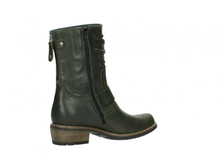 wolky mid calf boots 00572 lis 50732 forestgreen leather_11