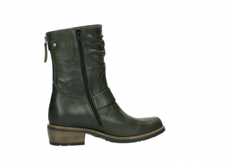 wolky mid calf boots 00572 lis 50732 forestgreen leather_12