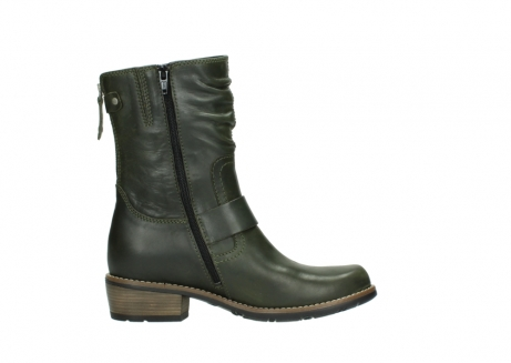 wolky mid calf boots 00572 lis 50732 forestgreen leather_13