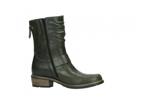 wolky mid calf boots 00572 lis 50732 forestgreen leather_14