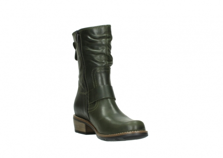 wolky mid calf boots 00572 lis 50732 forestgreen leather_17