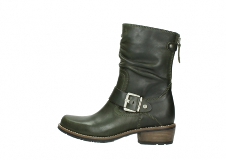 wolky mid calf boots 00572 lis 50732 forestgreen leather_2