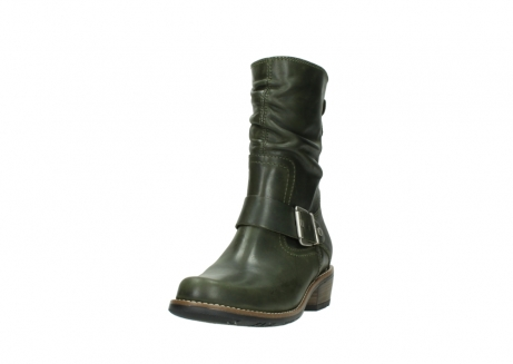 wolky mid calf boots 00572 lis 50732 forestgreen leather_21
