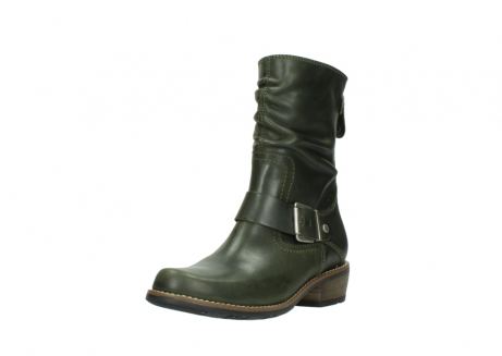 wolky mid calf boots 00572 lis 50732 forestgreen leather_22