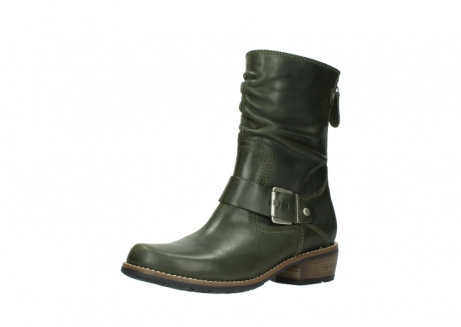 wolky mid calf boots 00572 lis 50732 forestgreen leather_23