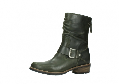 wolky mid calf boots 00572 lis 50732 forestgreen leather_24