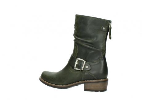 wolky mid calf boots 00572 lis 50732 forestgreen leather_3