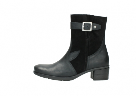 wolky mid calf boots 00934 dalton 50000 black oiled leather_1