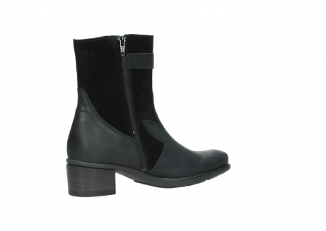 wolky mid calf boots 00934 dalton 50000 black oiled leather_11