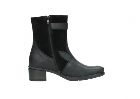 wolky mid calf boots 00934 dalton 50000 black oiled leather_13