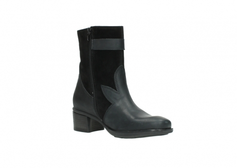 wolky mid calf boots 00934 dalton 50000 black oiled leather_16
