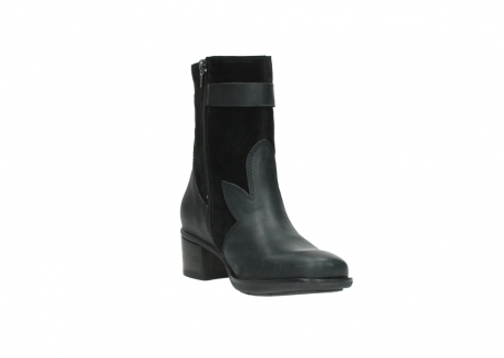 wolky mid calf boots 00934 dalton 50000 black oiled leather_17