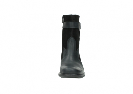 wolky mid calf boots 00934 dalton 50000 black oiled leather_19
