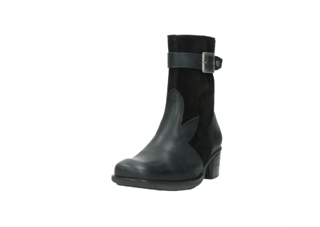 wolky mid calf boots 00934 dalton 50000 black oiled leather_21