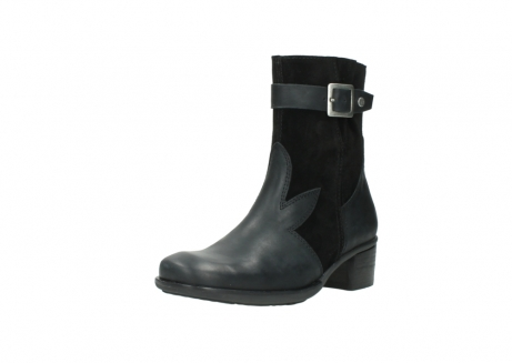 wolky mid calf boots 00934 dalton 50000 black oiled leather_22