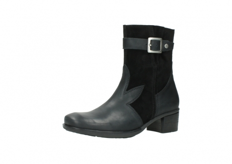 wolky mid calf boots 00934 dalton 50000 black oiled leather_23