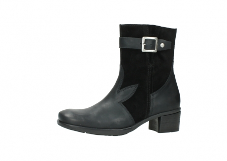 wolky mid calf boots 00934 dalton 50000 black oiled leather_24