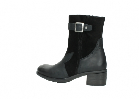 wolky mid calf boots 00934 dalton 50000 black oiled leather_3