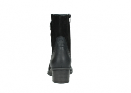 wolky mid calf boots 00934 dalton 50000 black oiled leather_7