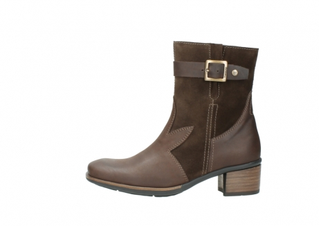 wolky mid calf boots 00934 dalton 50300 brown oiled leather_1