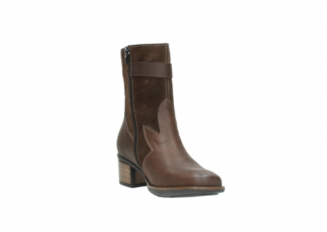 wolky mid calf boots 00934 dalton 50300 brown oiled leather_17