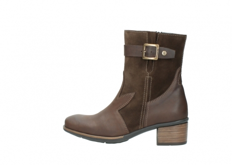 wolky mid calf boots 00934 dalton 50300 brown oiled leather_2