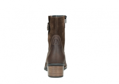 wolky mid calf boots 00934 dalton 50300 brown oiled leather_7