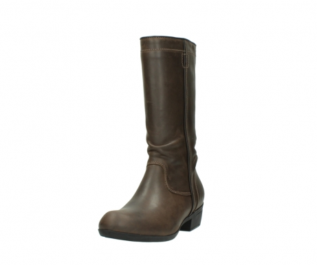 wolky mid calf boots 00953 silverado 50152 taupe leather_21