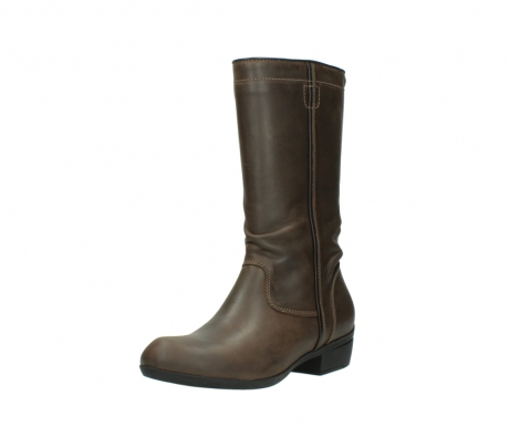 wolky mid calf boots 00953 silverado 50152 taupe leather_22