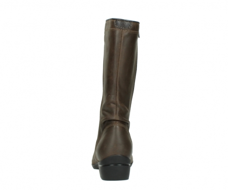 wolky mid calf boots 00953 silverado 50152 taupe leather_7