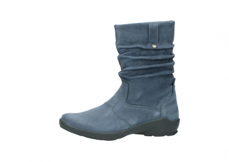 wolky mid calf boots 01572 luna 10800 blue nubuck_24