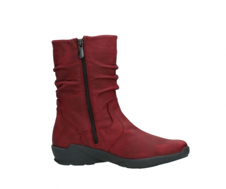 wolky mid calf boots 01572 luna 11530 bordeaux leather_14