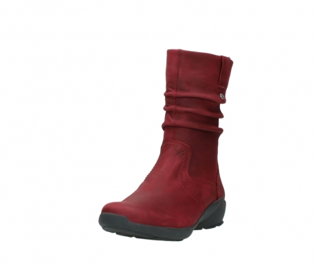 wolky mid calf boots 01572 luna 11530 bordeaux leather_21