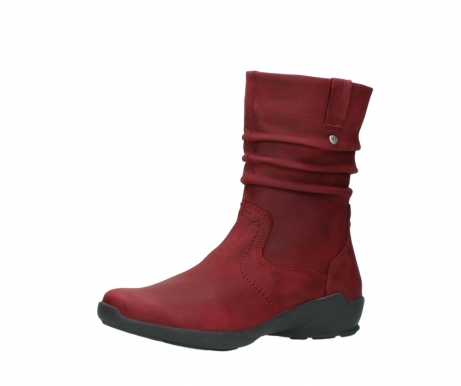 wolky mid calf boots 01572 luna 11530 bordeaux leather_23