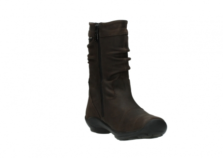 wolky mid calf boots 01658 jacky 50300 brown oiled leather_17