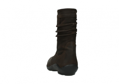 wolky mid calf boots 01658 jacky 50300 brown oiled leather_6