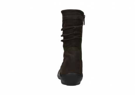 wolky mid calf boots 01658 jacky 50300 brown oiled leather_7
