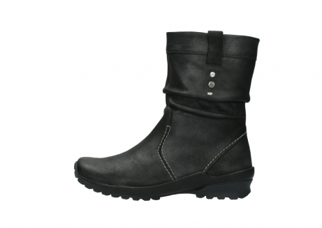 wolky bottes mi hautes 01732 bryce 10210 cuir anthracite_1