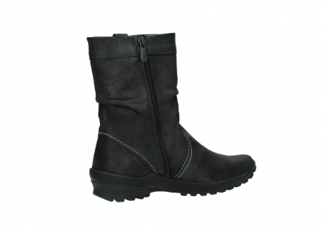 wolky bottes mi hautes 01732 bryce 10210 cuir anthracite_11