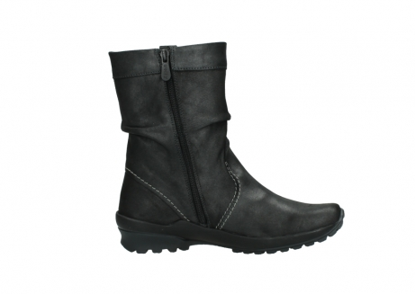 wolky bottes mi hautes 01732 bryce 10210 cuir anthracite_13