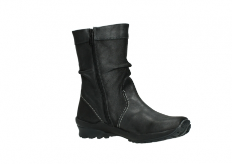 wolky bottes mi hautes 01732 bryce 10210 cuir anthracite_15