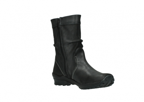 wolky bottes mi hautes 01732 bryce 10210 cuir anthracite_16