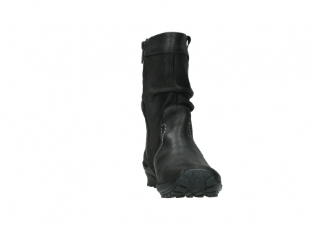 wolky bottes mi hautes 01732 bryce 10210 cuir anthracite_18