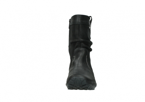 wolky bottes mi hautes 01732 bryce 10210 cuir anthracite_19
