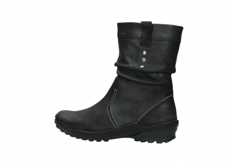 wolky bottes mi hautes 01732 bryce 10210 cuir anthracite_2
