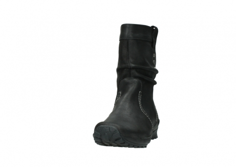 wolky bottes mi hautes 01732 bryce 10210 cuir anthracite_20